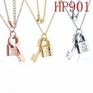 蒂家 新款鑰匙鎖頭項鍊HP901mx
