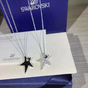 施華洛世奇 Wishful Star星星造型項鍊afe