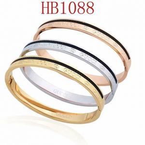 古奇 英文字母logo手鐲HB1088
