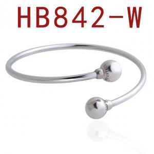 蒂家 圓珠子開口手鐲HB842