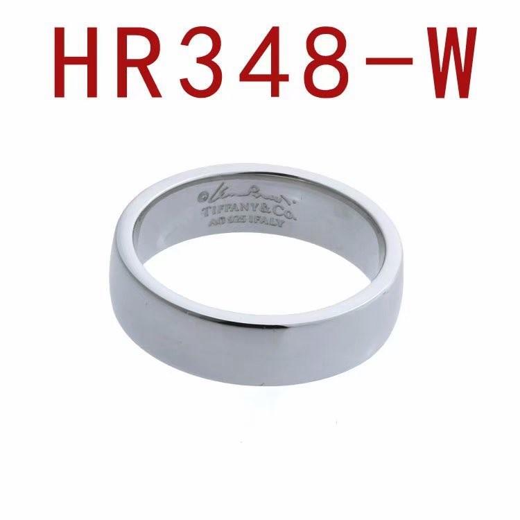 蒂家  內刻logo素面戒指HR348_2